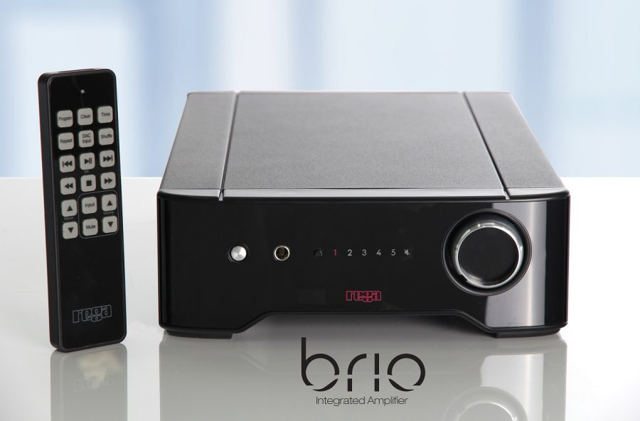 Brio with remote and text WEB