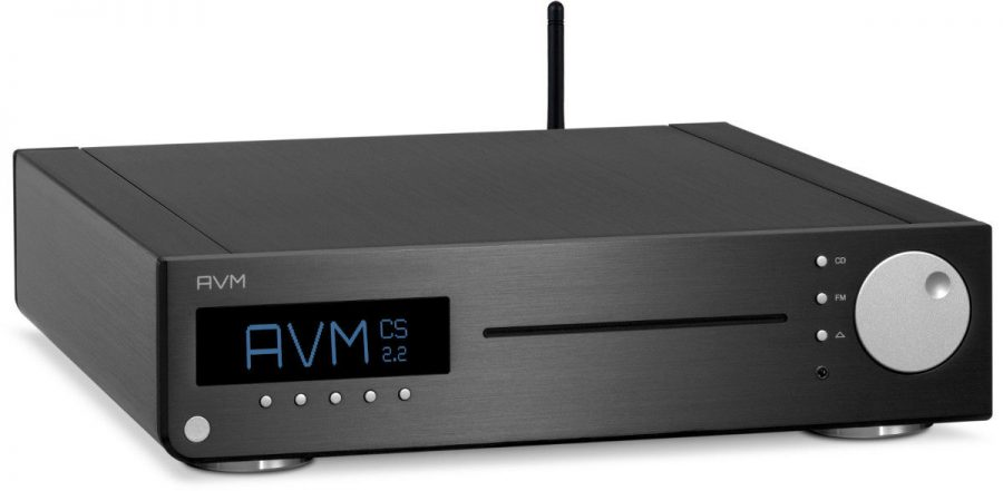 AVM-CS-2-2 cd streamer