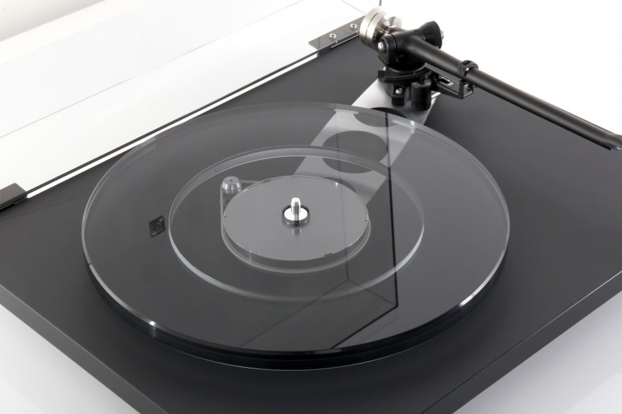 Rega Planar 6 platter and custom drive pulley