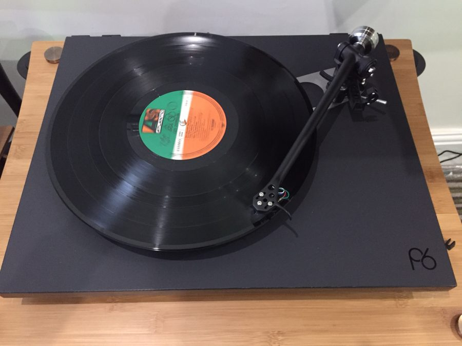 Rega Planar 6 and Ania