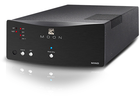 MOON MiND network streamer