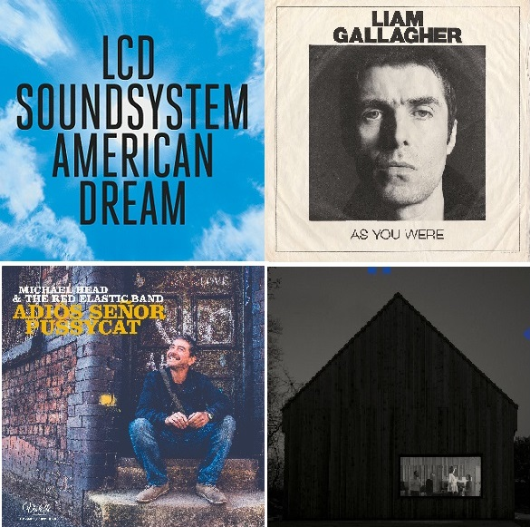 Autumn Albums - LCD Soundsystem, Liam Gallagher, Michael Head & The National