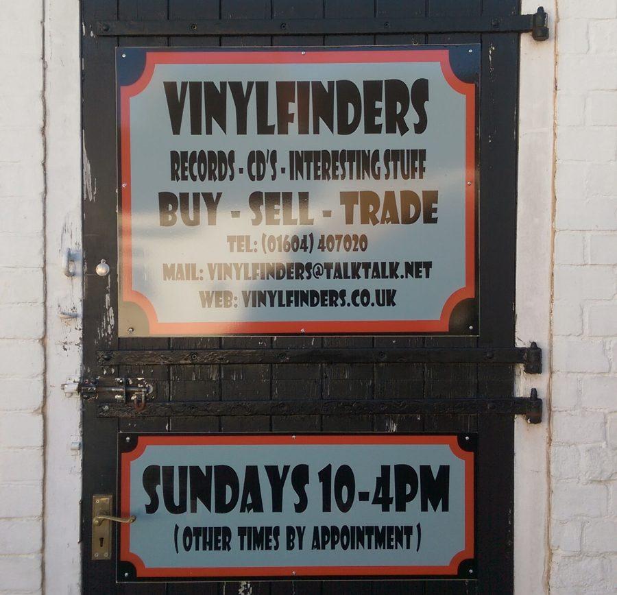 Vinylfinders Ecton