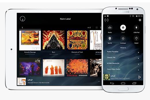 Naim App update - faster, slicker, better.