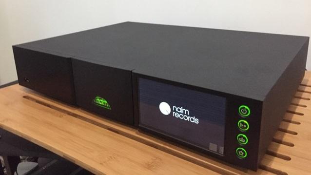 New Naim NDX 2