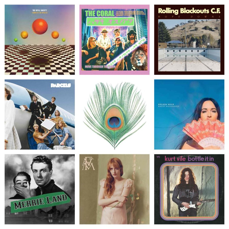 Rob's Albums of the Year