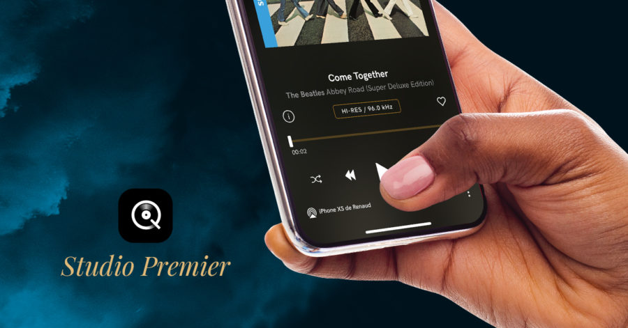 Qobuz Studio Premier