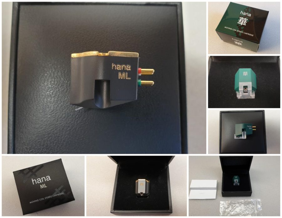 Hana MC cartridge range