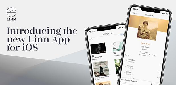 New Linn App