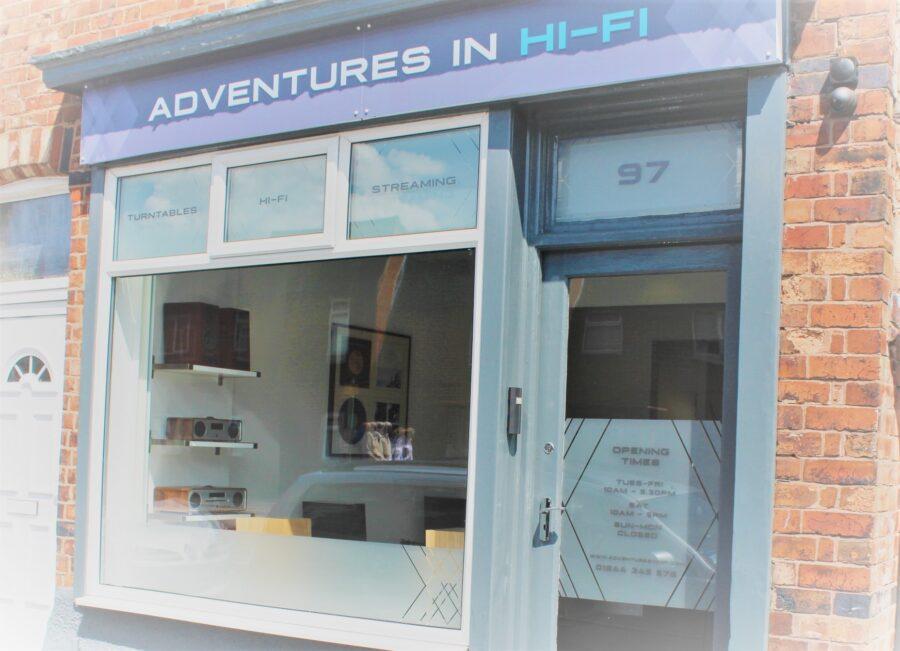 Adventures In Hi-Fi