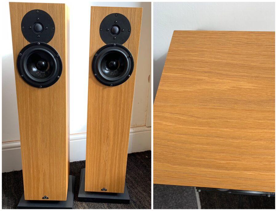 Kudos Audio X2 speakers