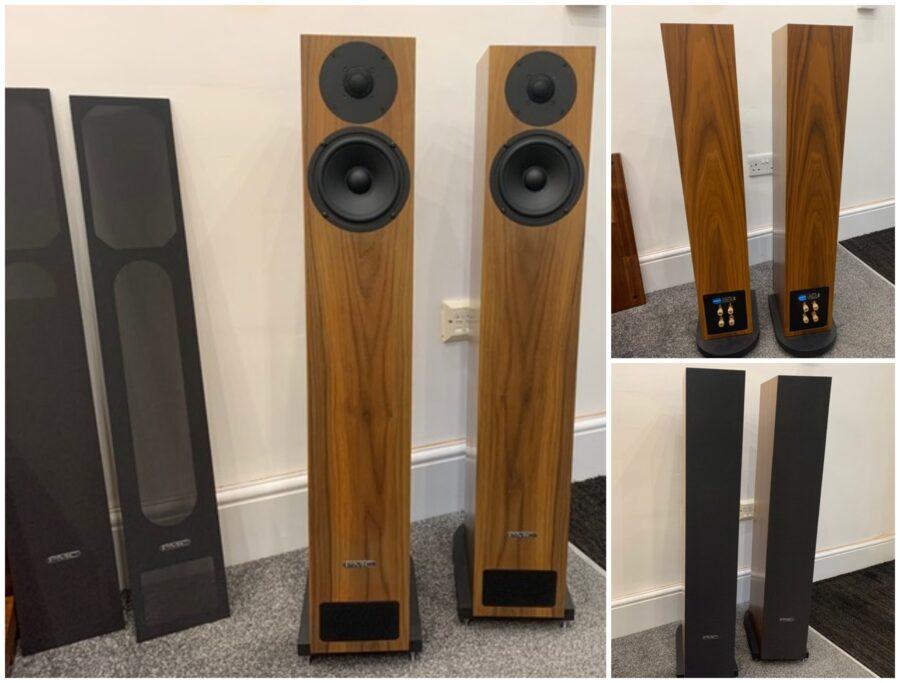 PMC Twenty 23 speakers