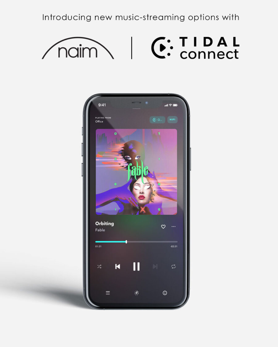 TIDAL-Connect-App on Naim