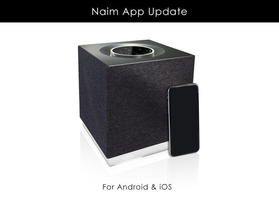 Naim App update 2.22 and 5.22
