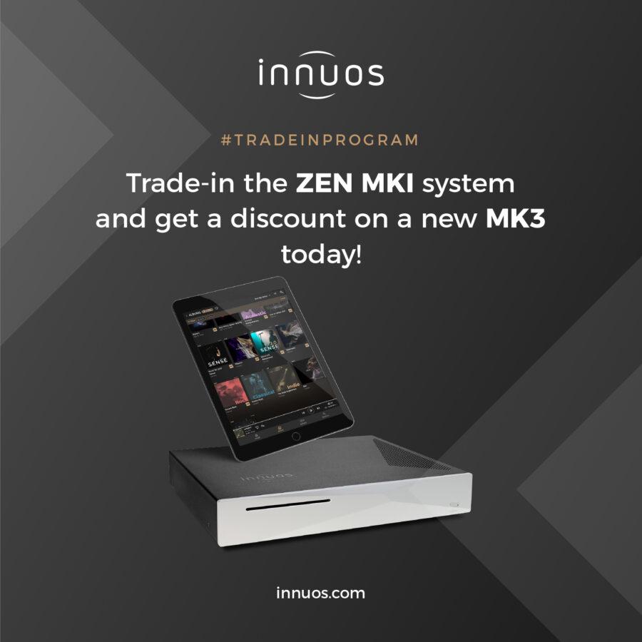 Innuos Zen MK1 trade in offer